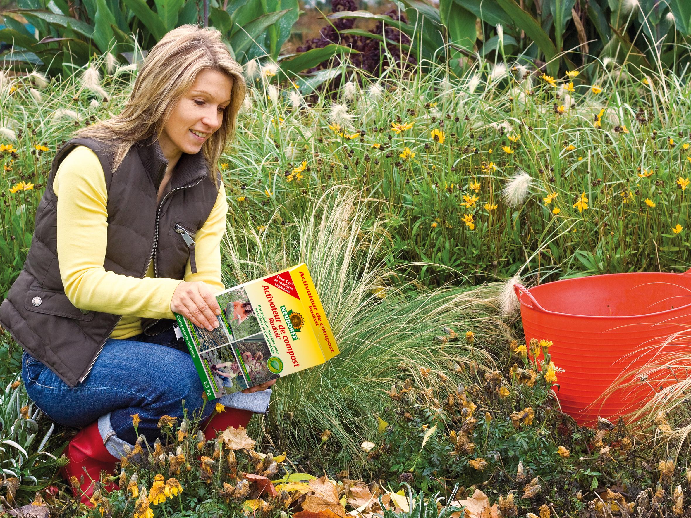 Neudorff radivit activateur de compost 5 kg www - Activateur de compost ...